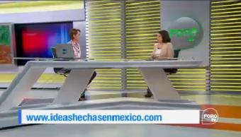 Concurso Ideas Hechas México Niños Adultos Tecnológica