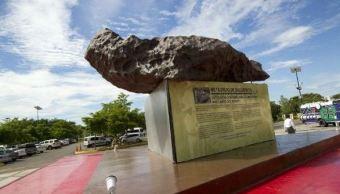 Confirman que Bacubirito es el meteorito más largo del mundo
