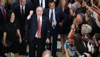 Steve Scalise regresa Congreso luego ser baleado tiroteo Virginia
