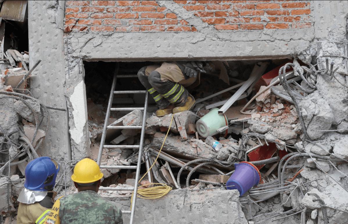 Suspenden el Teletón en México por el terremoto