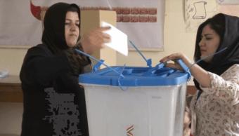 Cuatro millones de kurdos acudieron a las urnas