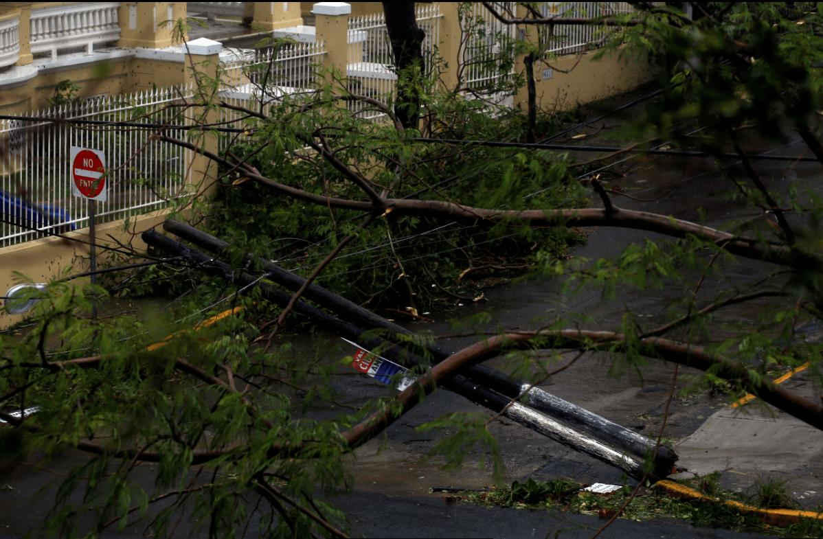 Al menos un desaparecido en República Dominicana por huracán María