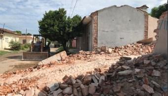 Emiten declaratoria de desastre para 74 municipios de Oaxaca