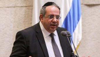 Diputado israelí dimite después de asistir a boda gay de su sobrino