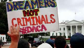 Dreamers defenderán sus derechos en Estados Unidos
