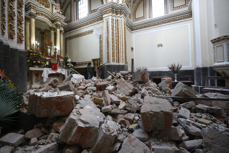 iglesias en Semana Santa