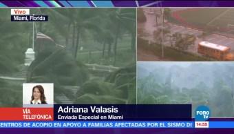 Efectos Irma Miami Florida Florida Empeoró
