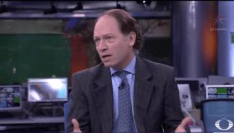 El analista Javier Tello habla en 'Despierta con Loret'
