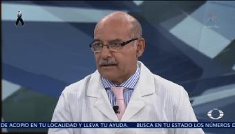 El doctor Enrique Arellano Osta. (Noticieros Televisa)