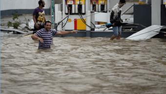El huracán 'María' causó severas inundaciones en Puerto Rico