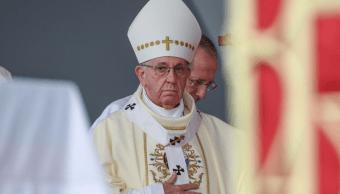 El papa Francisco ofició una misa en Villavicencio, Colombia