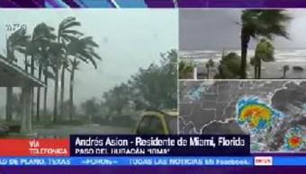 paso, huracán, Irma, Florida