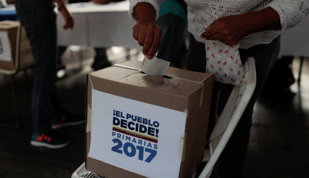Venezuela realizara 15 octubre elecciones gobernadores