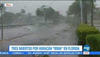 Florida Observan Daños Provocados Huracán Irma
