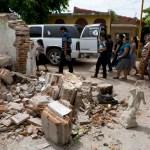 En Oaxaca hay 51 mil viviendas dañas por el sismo