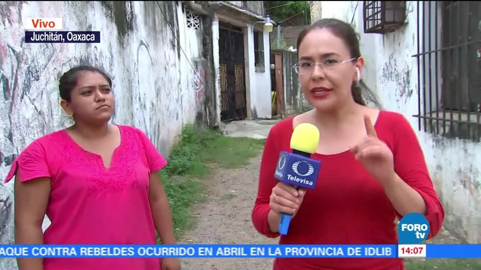 Ruinas Cientos Construcciones Juchitán Oaxaca