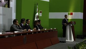 Enrique Peña Nieto anuncia iniciativa para Fintech