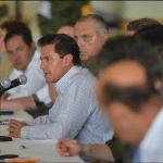 Damnificados censar reconstruir Chiapas Oaxaca EPN