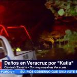 Exhortan a pobladores de Veracruz a mantenerse en alerta ante posibles inundaciones