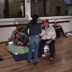 Familias afectadas sismo llegan albergues CDMX