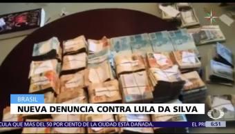 Fiscalía, Brasil, acusa, Lula
