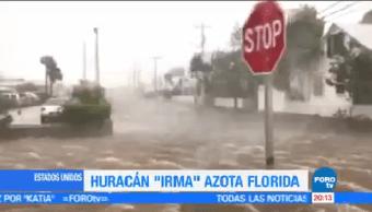 Florida Sufre Paso Huracán Irma Miles De Personas