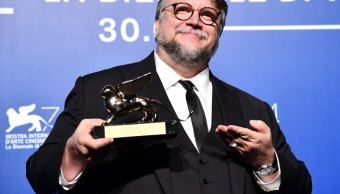 "Del Toro gana León de Oro por ""The Shape of Water"""