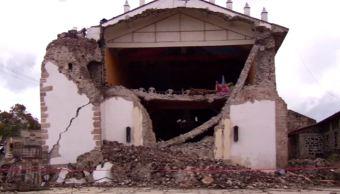 Habitantes de Montes de Ocuilan, Morelos, los olvidados del sismo