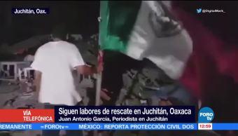 Habla Periodista Captó Ciudadano Bandera Juchitán
