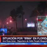 Huracán 'Irma' cambia de trayectoria hacia Tampa