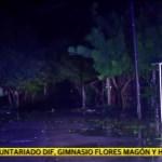 Huracán 'Katia' llega a Veracruz como categoría 1