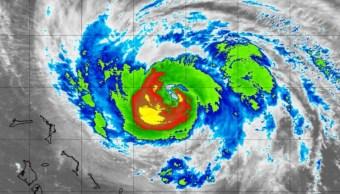 Realizan evacuaciones en Carolina del Norte por el huracán 'María'