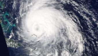 'Lee' ya es huracán de categoría 1 y 'María' baja a categoría 2