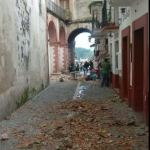 reportan muerto danos iglesias guerrero sismo