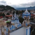 varias iglesias sufren daños por sismo