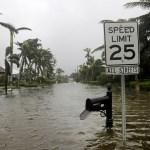 'Irma' se degrada a tormenta tropical sobre Florida