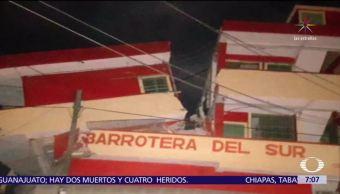 Istmo de Tehuantepec, una de las zonas más afectadas por terremoto