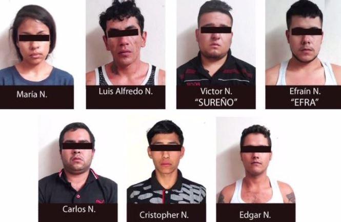 Desmantelan banda de homicidas y secuestradores en Jalisco