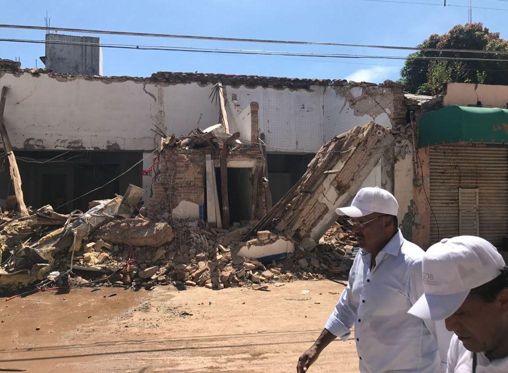 2646 escuelas dañadas en Oaxaca y Chiapas por sismo