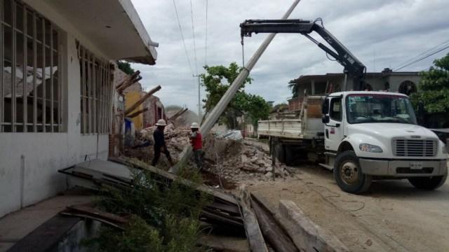 sismo 8 2 grados oaxaca deja menos 800 mil damnificados