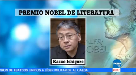 Kazuo Ishiguro Premio Nobel Literatura 2017 Escritor Guionista Televisión