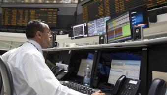 La Bolsa Mexicana de Valores abre con perdida