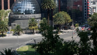 Bolsa Mexicana Valores cierra pérdidas toma utilidades
