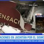 Escuela más afectada en México por sismo encuentra en Juchitán