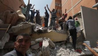 Estados Unidos expertos rescate sismo México