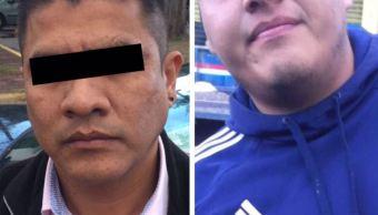 SSP detiene a dos asaltantes de restaurante en la Ciudad de México