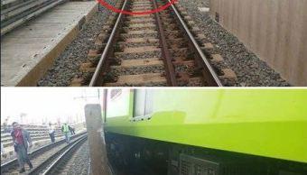 suspenden cuatro estaciones linea 12 metro
