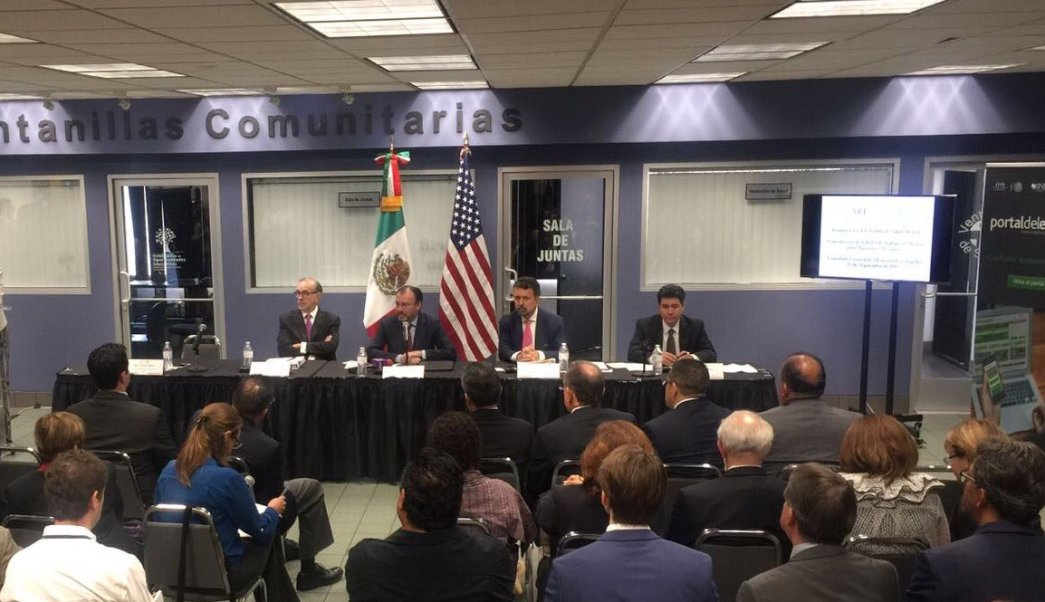 dreamers regresan estados unidos pierde videgaray