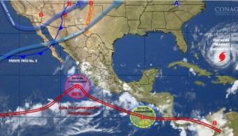 Se pronostican lluvia y granizo para la CDMX y el Edomex este sábado