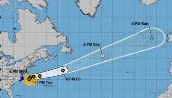 Maria se convierte en un huracán una vez más